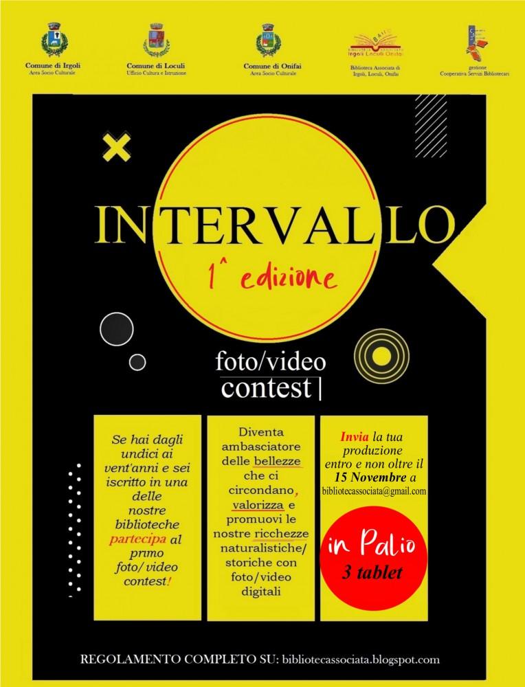 contest video fotografico